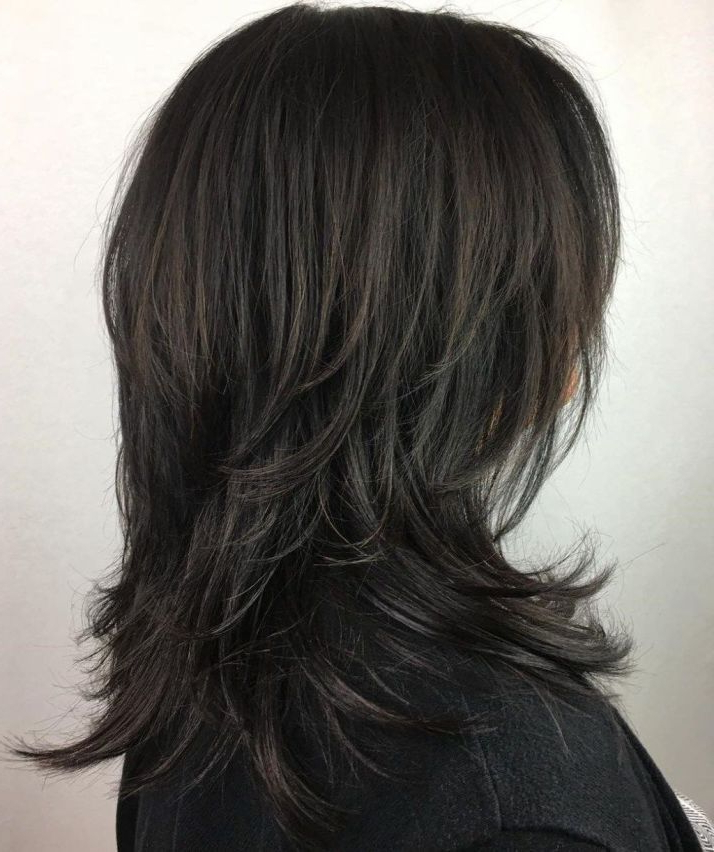 Textured Revealing Layered Haircuts Ideas38 | Cut | Hair Styles Pertaining To Long Texture Revealing Layers Hairstyles (View 23 of 25)