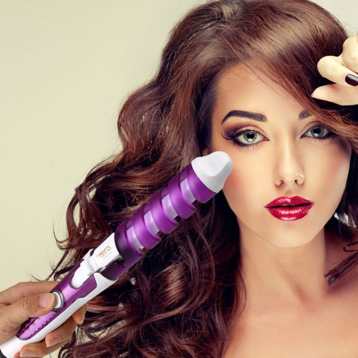 The 5 Best Electric Curlers Reviewed 2019 – Hairsaurus Intended For Electric Curlers For Long Hair (View 21 of 25)