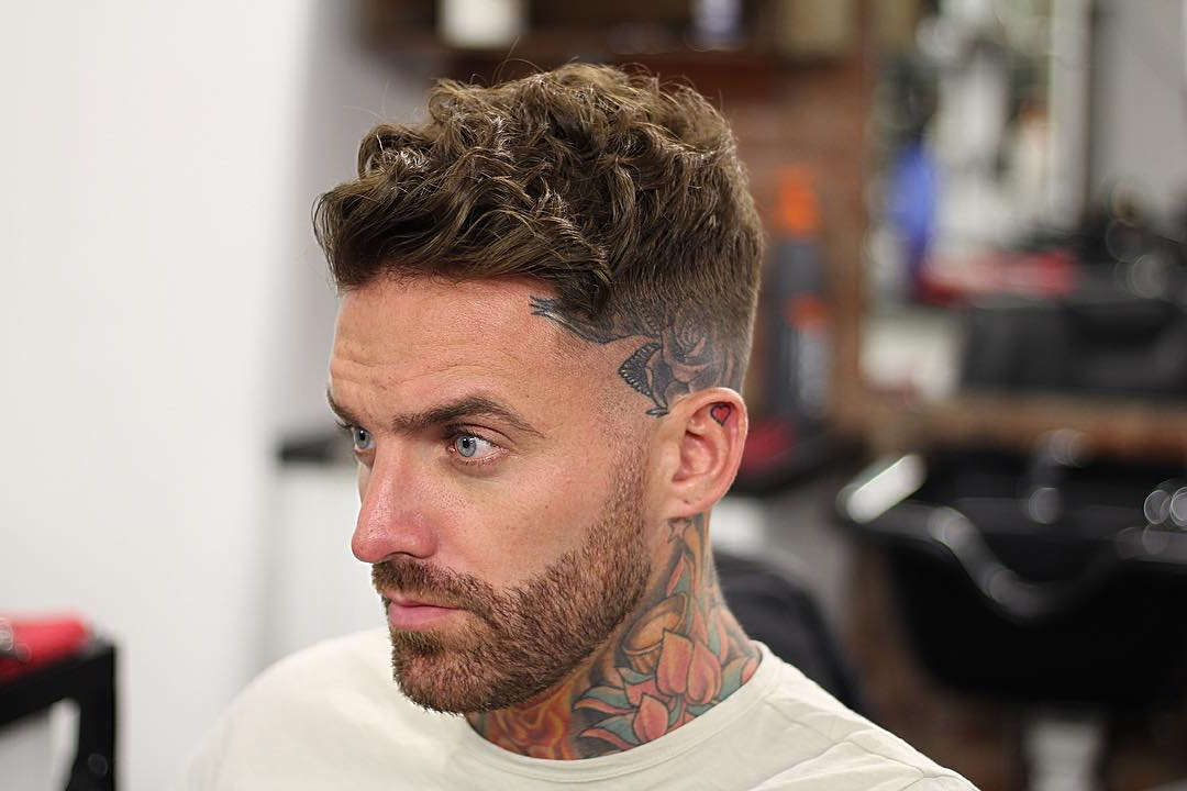 The 50 Best Curly Hair Men's Haircuts + Hairstyles Of 2018 Regarding Long Curly Haircuts For Men (View 15 of 25)