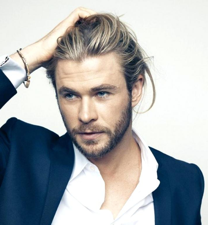 The 60 Best Medium Length Hairstyles For Men | Improb With Regard To Medium Long Hairstyles For Guys (View 18 of 25)