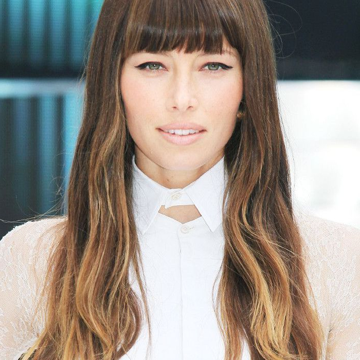 The 7 Best Long Haircuts For Every Type Of Texture Within Long Haircuts With Bangs And Layers (View 21 of 25)