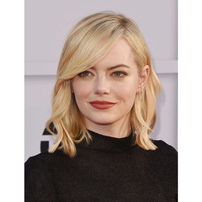 The 9 Best Haircuts For Round Faces, According To Stylists | Allure With Regard To Long Hairstyles With Side Bangs For Round Faces (View 4 of 25)