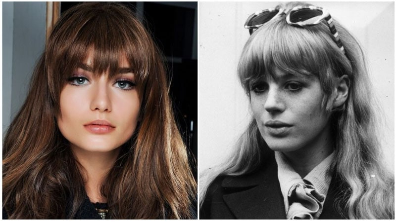 The Best 60S Hairstyles For Vintage Lovers – The Trend Spotter Intended For Sixties Long Hairstyles (View 9 of 25)