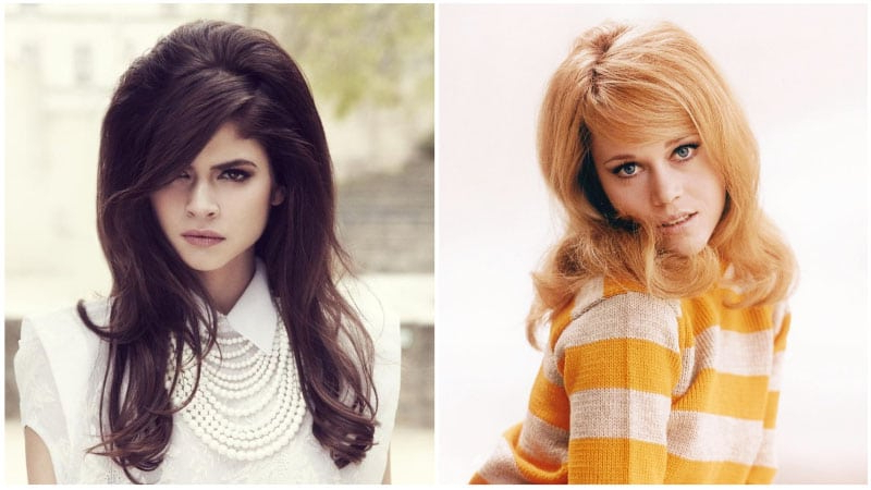 The Best 60S Hairstyles For Vintage Lovers – The Trend Spotter Within Sixties Long Hairstyles (View 6 of 25)