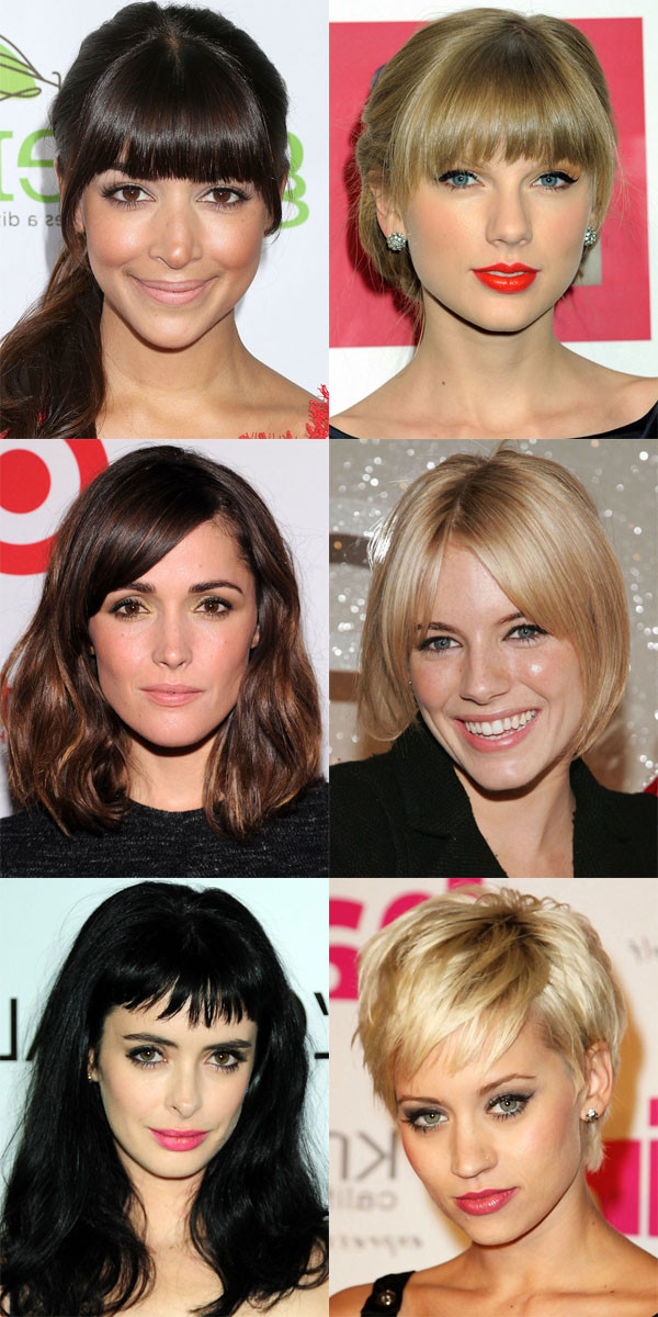 The Best (And Worst) Bangs For Oval Faces – The Skincare Edit For Long Hairstyles With Bangs For Oval Faces (View 6 of 25)