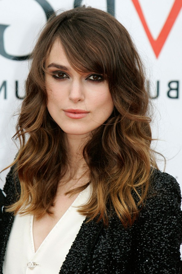 The Best Bangs For A Square Face Shape – Hair World Magazine Regarding Long Hairstyles For Square Face (View 16 of 25)