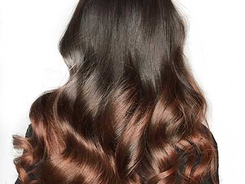 The Best Brunette Haircolors For Your Skin Tone | Redken Inside Warm Toned Brown Hairstyles With Caramel Balayage (View 15 of 25)
