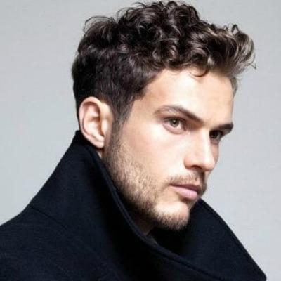 The Best Curly/wavy Hair Styles And Cuts For Men Regarding Mens Long Curly Haircuts (View 23 of 25)