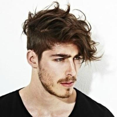 The Best Curly/wavy Hair Styles And Cuts For Men With Long Curly Haircuts For Men (View 22 of 25)
