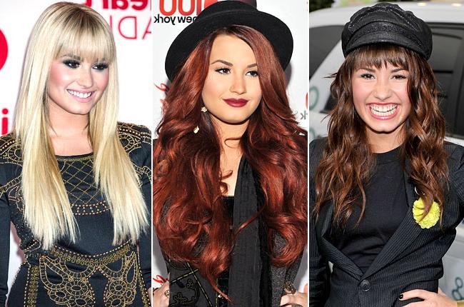 The Best Demi Lovato Hairstyles – Women Hairstyles Throughout Demi Lovato Long Hairstyles (View 14 of 25)