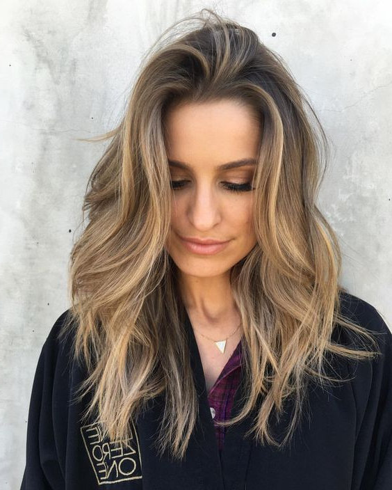 The Best Hair Color To Make Your Hair Look Fuller – Hair World Magazine For Long Hairstyles To Make Hair Look Thicker (View 3 of 25)
