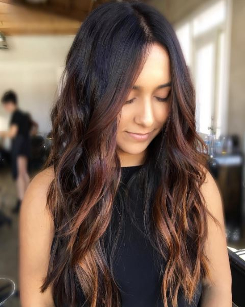 The Best Haircuts For Long, Thick Hair | All Things Hair Uk Within Textured Long Haircuts (View 18 of 25)