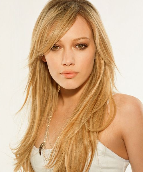 Featured Photo of Long Hairstyles For High Foreheads