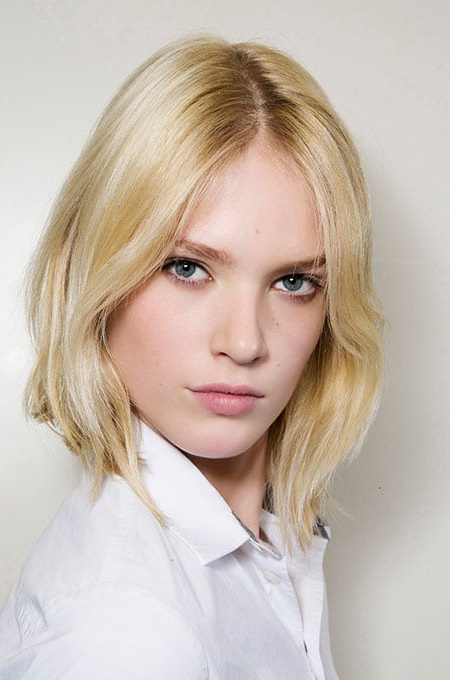 The Best Hairstyles For Women With Thin Hair – The Trend Spotter Within Medium Long Haircuts For Thin Hair (View 7 of 25)