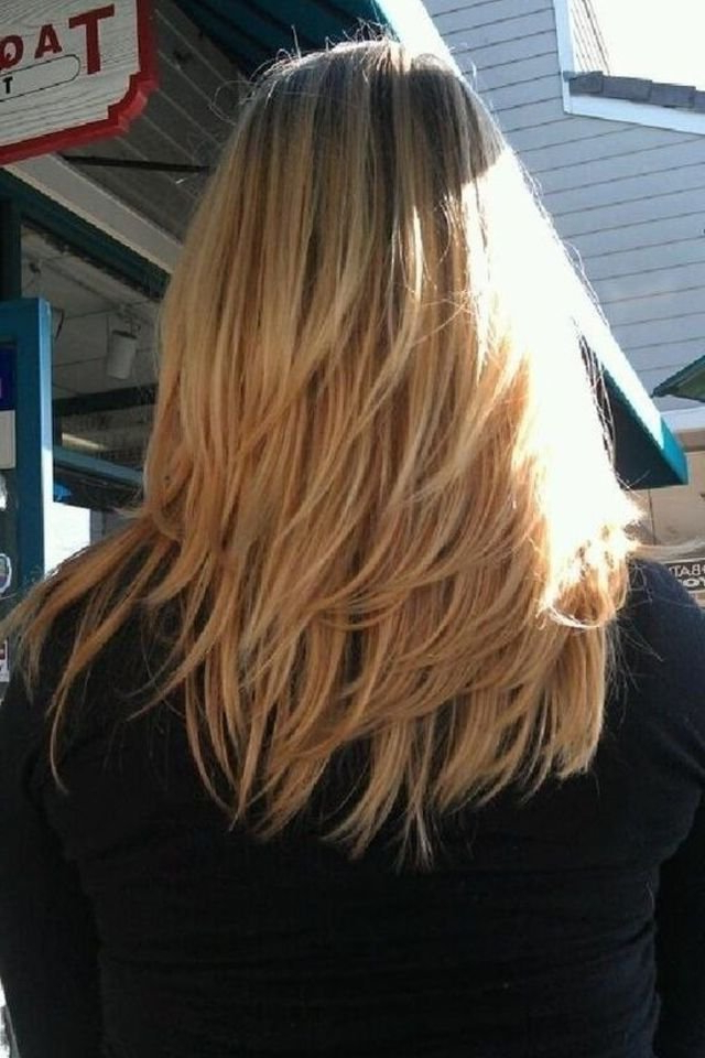 The Best Hairstyles For Women With Thin Hair To Fake A Fuller Look Within Long Haircuts For Thin Hair (View 24 of 25)