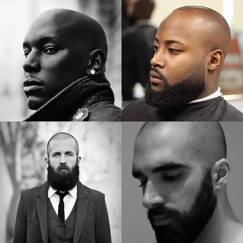 The Best Hairstyles & Haircuts For Men With Receding Hairline Within Long Hairstyles Receding Hairlines (View 14 of 25)