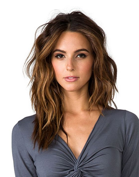 The Best Low Maintenance Haircuts For Your Hair Type – Hair World In Haircuts For Women With Long Curly Hair (View 18 of 25)