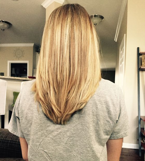 The Best Low Maintenance Haircuts For Your Hair Type – Hair World In V Cut Layers Hairstyles For Straight Thick Hair (View 15 of 25)