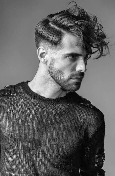 The Best Medium Length Hairstyles & Haircuts For Men Pertaining To Medium Long Hairstyles For Men (View 16 of 25)