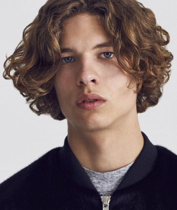 The Best Men's Wavy Hairstyles For 2019 | Fashionbeans Regarding Mens Long Curly Haircuts (View 5 of 25)