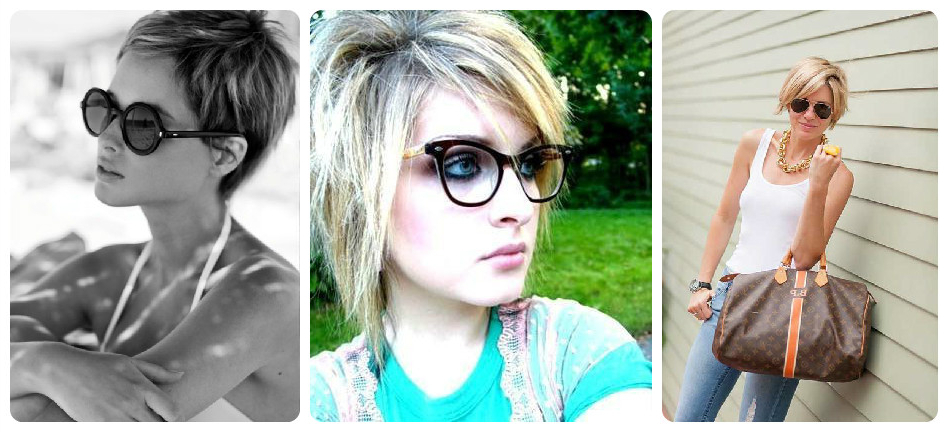 The Best Short Hairstyles To Wear With Glasses – Hair World Magazine Intended For Long Hairstyles For Girls With Glasses (View 9 of 25)