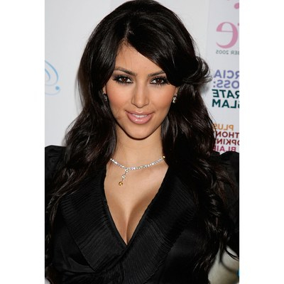 The Hair Evolution Of Kim Kardashian Over The Last 10 Years | Allure With Regard To Long Hairstyles Kim Kardashian (View 16 of 25)