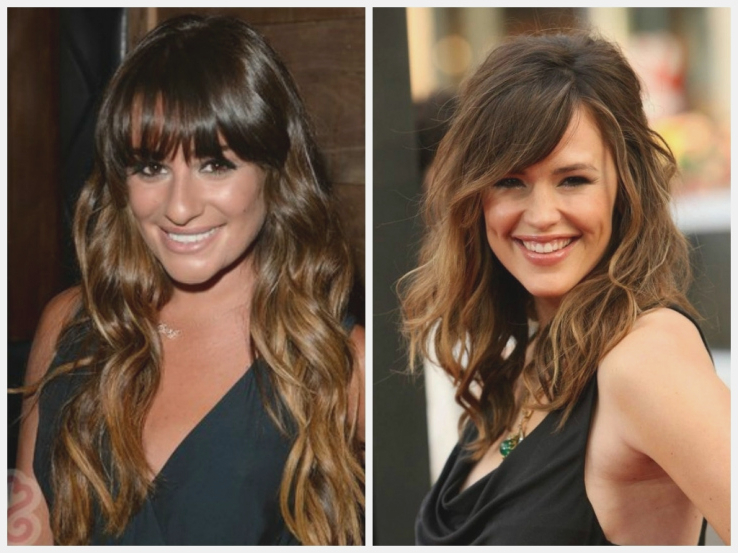 The Latest Trend In Hairstyles For Girls With Big Within Long Nose Hairstyles (View 16 of 25)