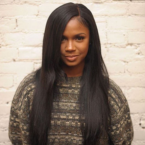 The Long Hairstyles For Black Women   African American Hairstyles Pertaining To Black Women Long Hairstyles (View 24 of 25)