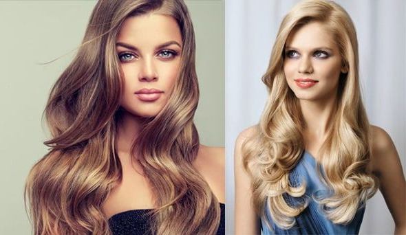 The Most Beautiful Hairstyles Within Long Hairstyles At Home (View 14 of 25)