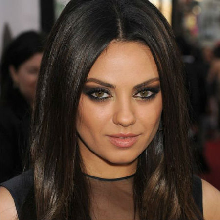 The Most Flattering Hairstyles For Round Faces And Why They Work Regarding Haircuts For Chubby Face Long Hair (View 15 of 25)