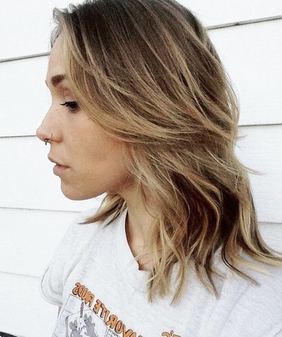 The Most Popular Haircuts For 2019 | Glamour Regarding Long Hairstyles No Layers (View 25 of 25)