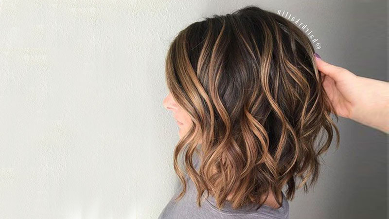 The Most Stunning Prom Hairstyles For 2019 – The Trend Spotter Pertaining To Cascading Waves Prom Hairstyles For Long Hair (View 22 of 25)
