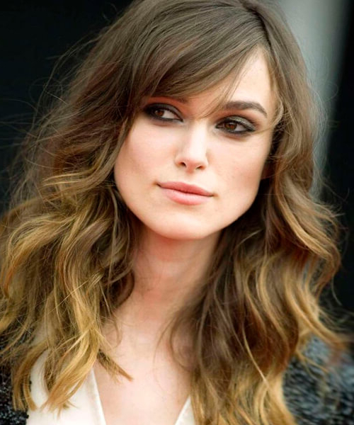 The Right Hairstyles For Long, Oval And Square Shaped Faces In Long Hairstyles Square Face (View 11 of 25)
