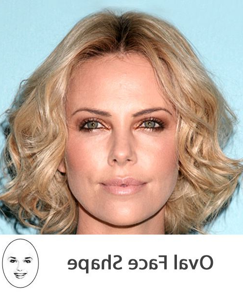 The Right Hairstyles For Your Oval Face Shape Throughout Long Hairstyles Rectangular Face Shape (View 5 of 25)