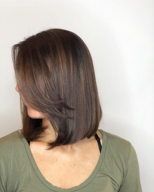 These Are The 28 Best Haircuts For Thin Hair In 2019 Intended For Classy Layers For U Shaped Haircuts (View 15 of 25)