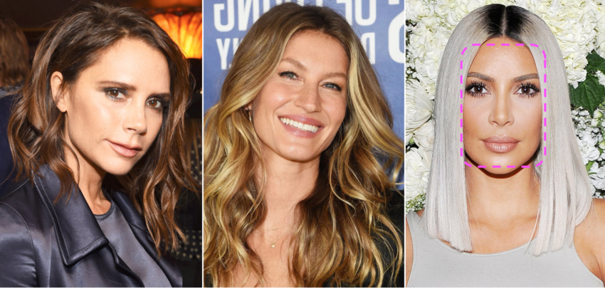 These Are The Hairstyles That'll Flatter Your Face The Best Regarding Long Haircuts For Long Face (View 13 of 25)