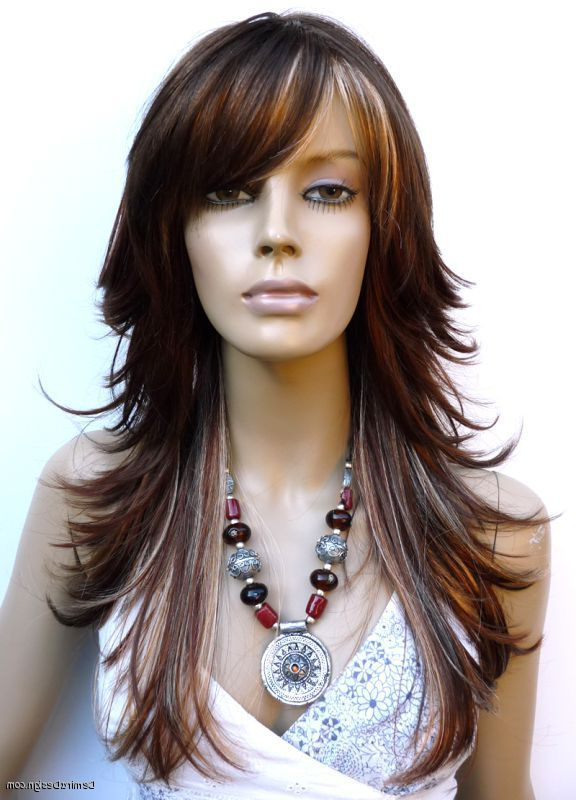This Is Pretty Much My Haircut But I Don't Flip Out My Layers I Flat With Razor Cut Hairstyles Long Hair (View 6 of 25)