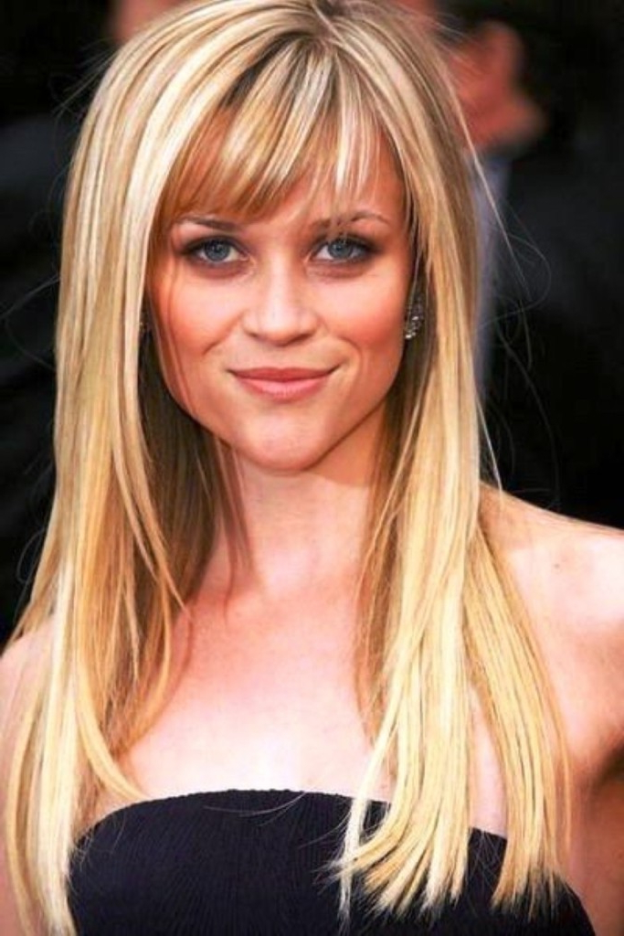 Top 10 Best Hairstyles For Big Foreheads Female With Regard To Long Hairstyles For High Foreheads (View 15 of 25)