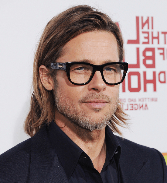 Top 10 Ideal Hairstyles For Men With Glasses – Hairstylecamp With Regard To Long Hairstyles With Glasses (View 22 of 25)