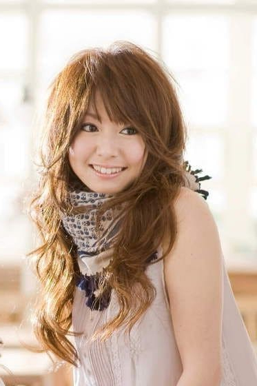 Top 10 Japanese Haircuts And Styles: Short, Curly And Bun With Regard To Long Layered Japanese Hairstyles (View 5 of 25)