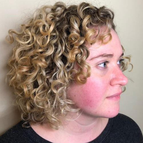 Top 10 Layered Curly Hair Ideas For 2019 Pertaining To Long Hairstyles With Layers And Curls (View 7 of 25)