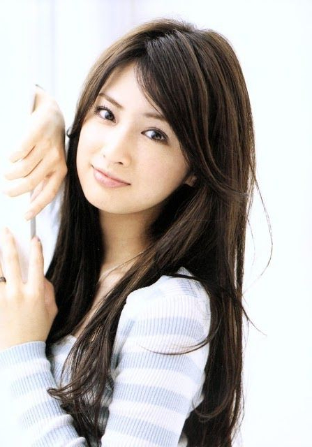 Top 10 List Of Beautiful Japanese Actress | Hair Styles | Hair, Long For Japanese Long Haircuts (View 21 of 25)