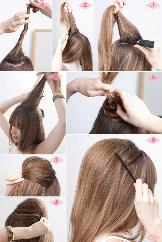 Top 10 Long Hair Tutorials For Night Out | Cute Hair Styles Regarding Long Hairstyles For Night Out (View 3 of 25)