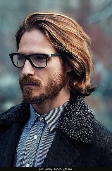 Top 10 Men's Long Hairstyles 2016 With Long Hairstyles In (View 24 of 25)