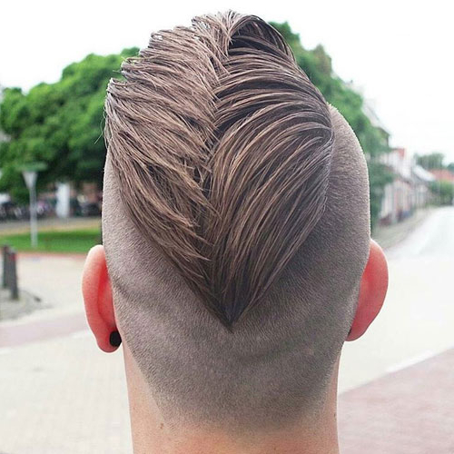 Top 101 Best Hairstyles For Men And Boys (2019 Guide) With Long Hairstyles V Shape At Back (View 14 of 25)