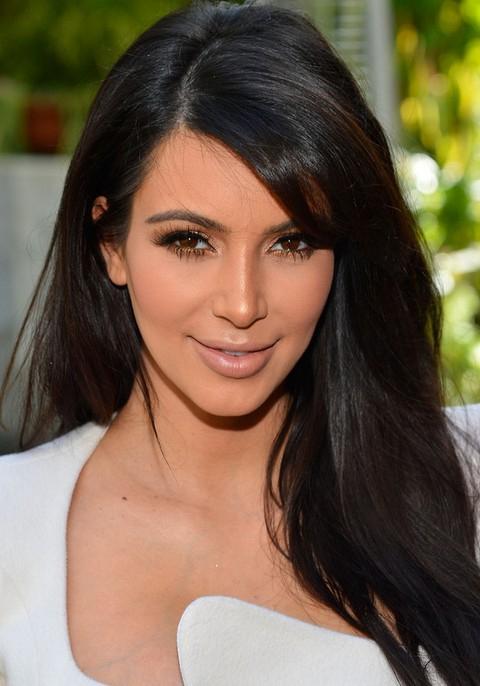 Top 15 Kim Kardashian Hairstyles – Kim Haircuts Pictures – Pretty Within Kim Kardashian Long Haircuts (View 23 of 25)
