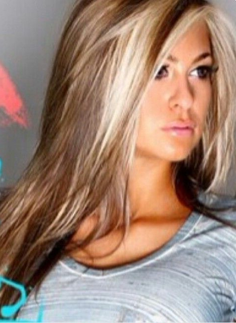 Top 15 Long Blonde Hairstyles (Don't Miss This)! | Fur | Blonde Inside Long Hairstyles And Highlights (View 21 of 25)