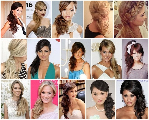 Top 15 Side Ponytail Hairstyles With Pictures | Styles At Life With Regard To Elegant Braid Side Ponytail Hairstyles (View 6 of 25)