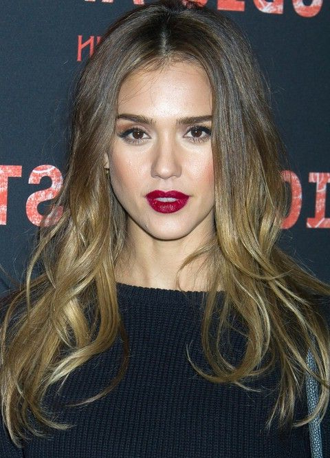 Top 21 Jessica Alba Hairstyles In 2019   Hair And Beauty   Jessica Within Jessica Alba Long Hairstyles (View 5 of 25)