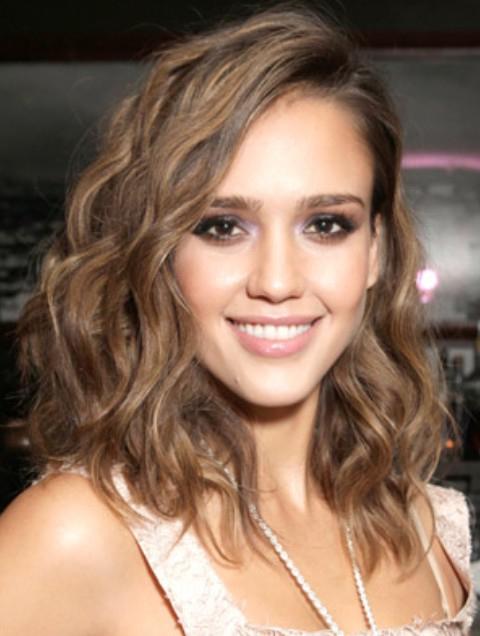 Top 21 Jessica Alba Hairstyles – Pretty Designs In Long Hairstyles Jessica Alba (View 18 of 25)